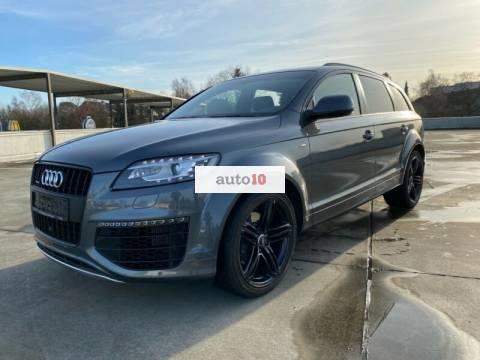 Audi Q7 4.2 TDI quattro S-Line Sportpaket