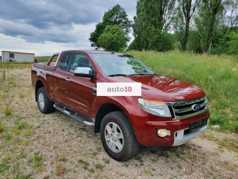 Ford Ranger Extracab Limited 4x4