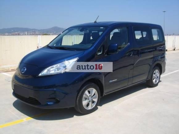 Nissan NV200 e-Combi FLEX Comfort