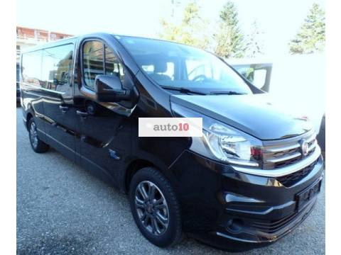 Fiat Talento Panorama 3.0t 1.6 EcoJet Twin-Turbo