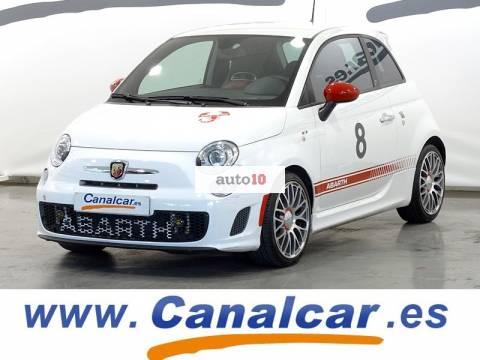 Fiat 500 Abarth 595 1.4t-jet turismo