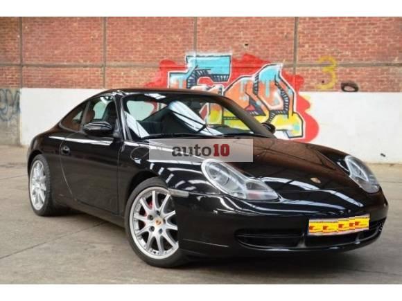 Porsche 996 Carrera 2 coupé