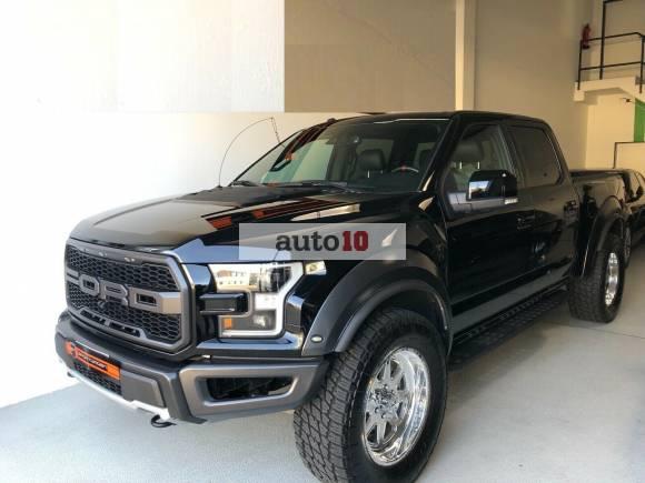 Ford F150 Raptor 2017 3.5l EcoBoost V6