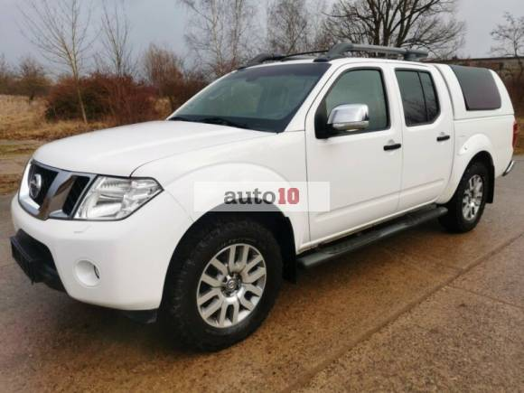 Nissan Navara Pick-Up Double Cab LE V6 4x4 LB