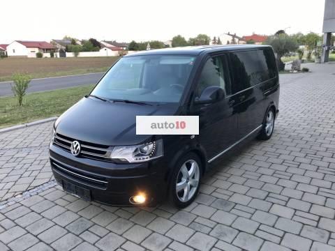 Volkswagen T5 Multivan 2,0 BMT BiTDI 4motion DSG