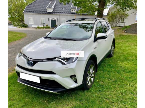 Toyota RAV4 2.5  4WD HYBRID EXECUTIVE