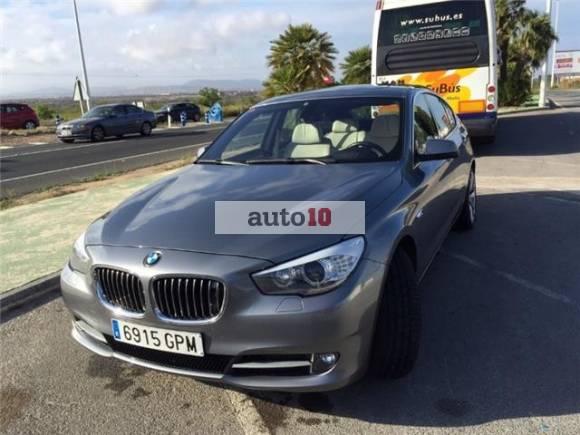 BMW 550 iA Gran Turismo