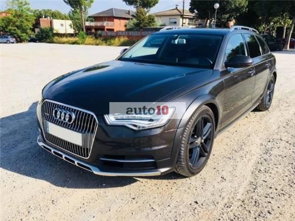 Audi A6 allroad quattro 3.0BiTDI Tiptronic