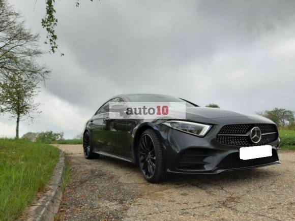 Mercedes-Benz CLS 450 4Matic 9G-TRONIC Edition 1