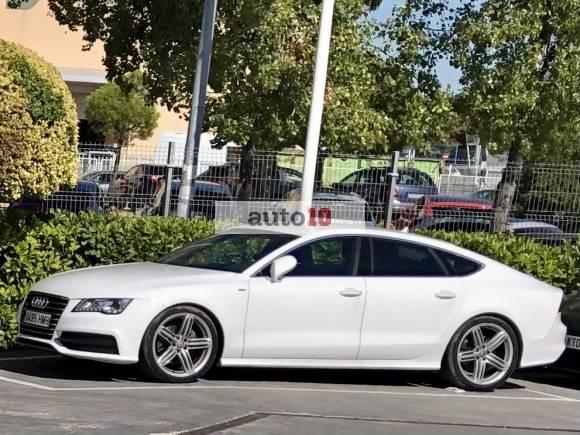 Audi A7 V6 3.000 TDI 245 CV. Tiptronic