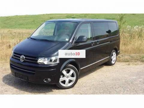 Volkswagen T5 Multivan DSG 4MOTION Highline