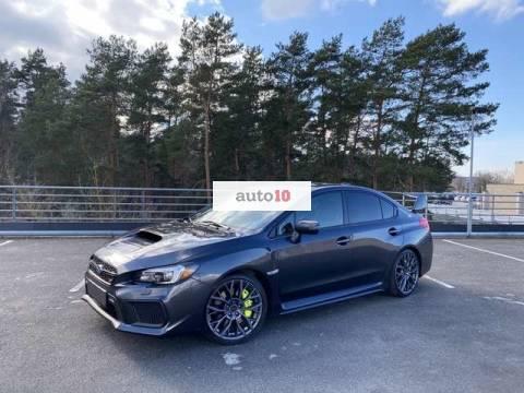 Subaru WRX STI Sport