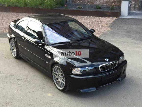 BMW M3 CSL  Coupe