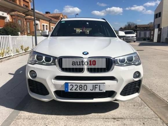BMW X3 2.0 XD MPAKET