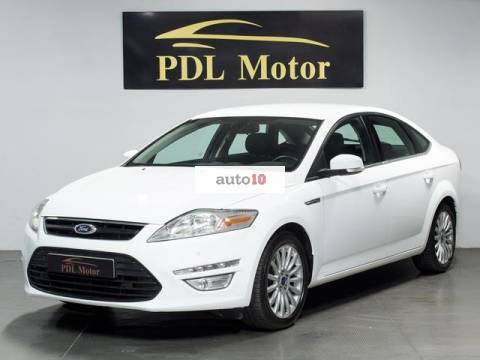 Ford Mondeo 2.0 TDCI Limited Edition 140CV