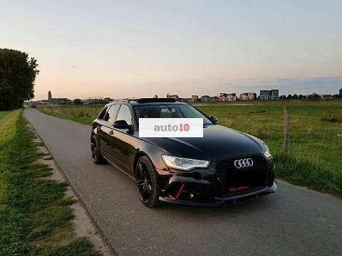 Audi A6 3.0 TDI q. PL. Plus RS6