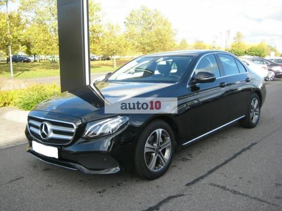 Mercedes-Benz E 200 Avantgarde 9G