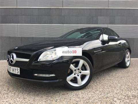 Mercedes-Benz Slk 200 BE
