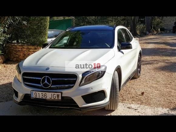 Mercedes-Benz GLA 220 CDI 4Matic 7G-DCT AMG Line