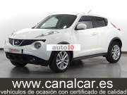 Nissan Juke 1.6 Tekna Premium 4x2