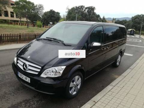 Mercedes-Benz Viano 2.2CDI Trend Largo