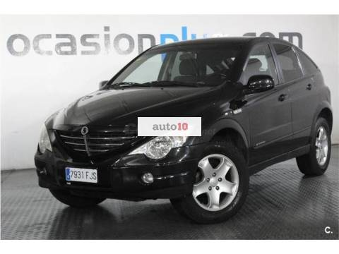 SSANGYONG Actyon 200Xdi Limited Auto
