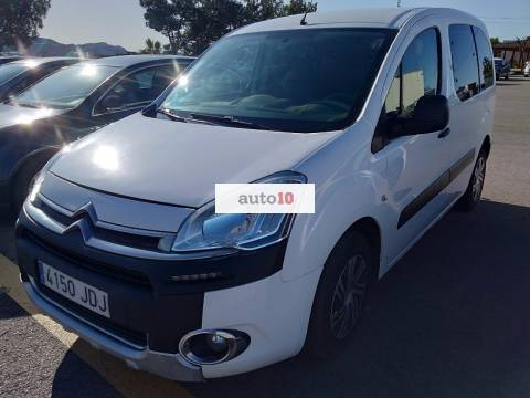 CITROEN BERLINGO 1.6 HDI 90 CV 5 plazas.