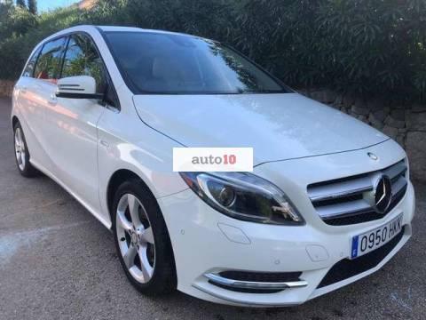 Mercedes-Benz B 200  CDI (BlueEFFICIENCY) 7G-DCT