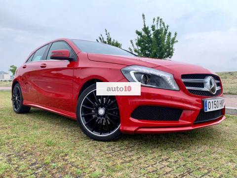 Mercedes-Benz A 180 CDI BE AMG Sport