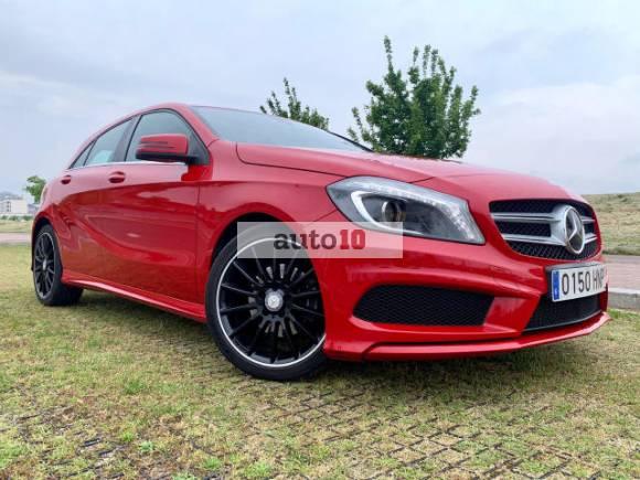 Mercedes-Benz A 180 CDI BE AMG Sport