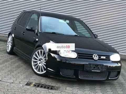 Volkswagen Golf R32 Limousine