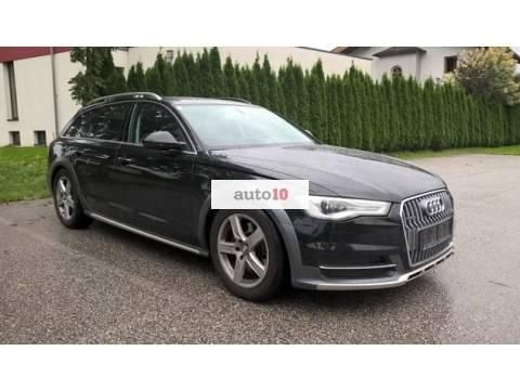 Audi A6 Allroad 3.0 TDI Intense Quattro tiptronic