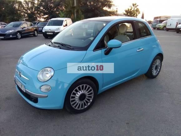 FIAT 500 0.9 Turbo 85 CV.