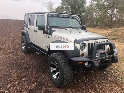 Jeep Wrangler Unlimited 3.8 RUBICON