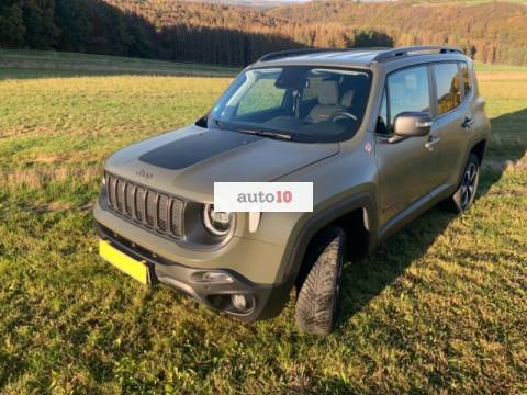 Jeep Renegade Trailhawk MY 19 inkl.