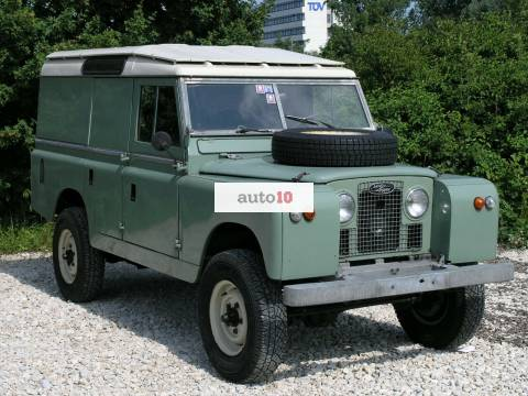 Land Rover LP 109