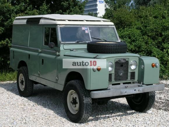 Land Rover LP 109