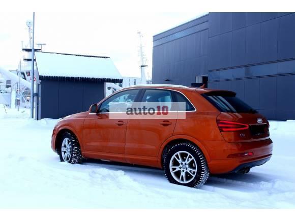 Audi Q3 2,0 TDI / quattro / S tronic