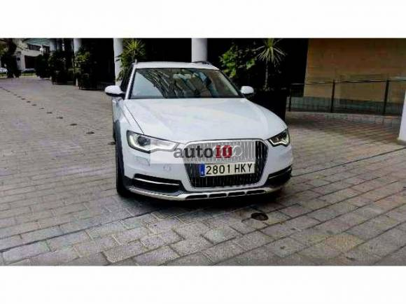 Audi A6 allroad quattro 3.0 TDI S-Tronic