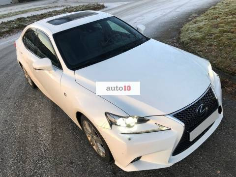 Lexus IS IS300H 2.5-181 F-Sport 2014