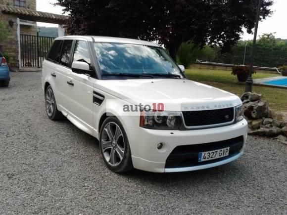 Land Rover Range Rover Sport 5.0 V8 Supercharged