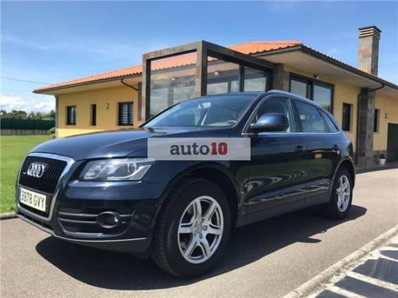 Audi Q5 3.0TDI quattro S-T DPF