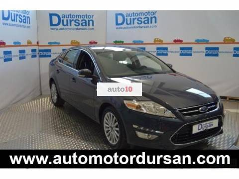 Ford Mondeo MONDEO 2.0TDCI Aut. *Navegaci&