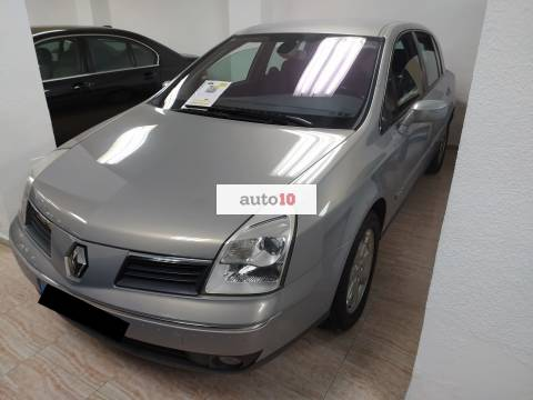 RENAULT Vel Satis Grand Confort 2.2dCi 140CV