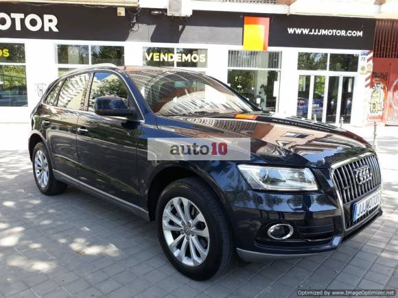 AUDI Q5 2.0TDI QUATTRO ADVANCE