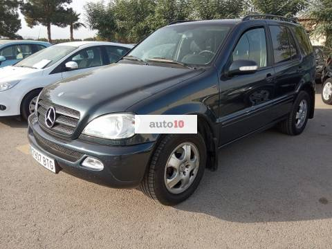 MERCEDES ML 270 CDI AUT DE 7 PLAZAS.