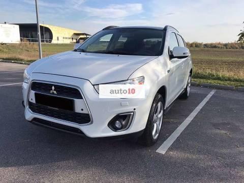 Mitsubishi ASX 2.2 DI- 4X4 Sport
