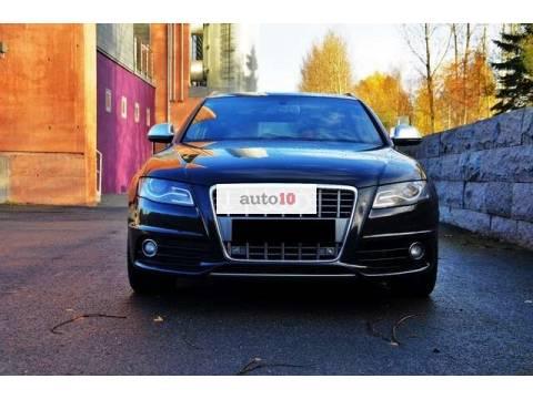 Audi S4 Avant S tronic