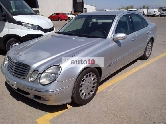 MERCEDES E270 CDI Aut. Elegance 177 cv.