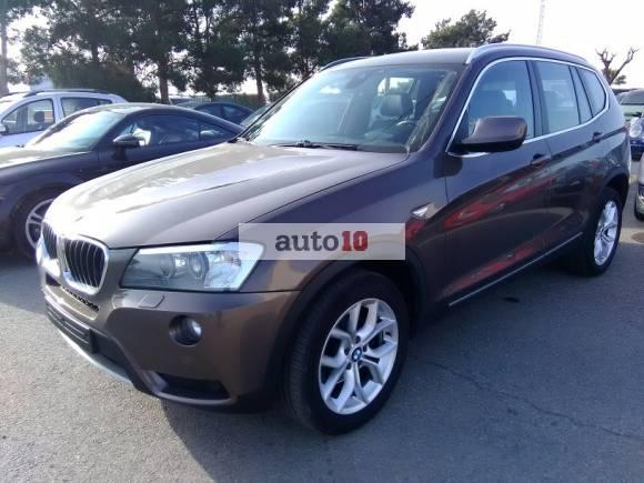 BMW X3 2.0 D Xdrive 184 CV.